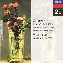 Chopin Polonaises/Berceuse/Barcarolle