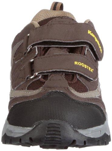 KangaROOS Pit 11031/331 - Zapatos para niño Marrón
