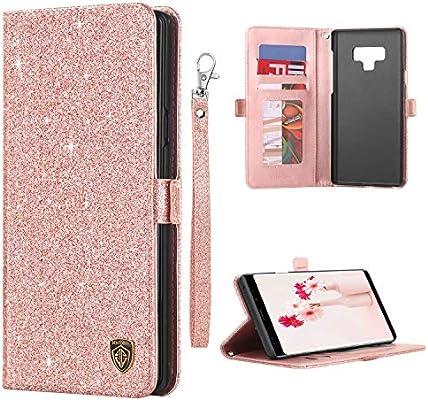 86b514941f Amazon.com  BENTOBEN Galaxy Note 9 Wallet Case