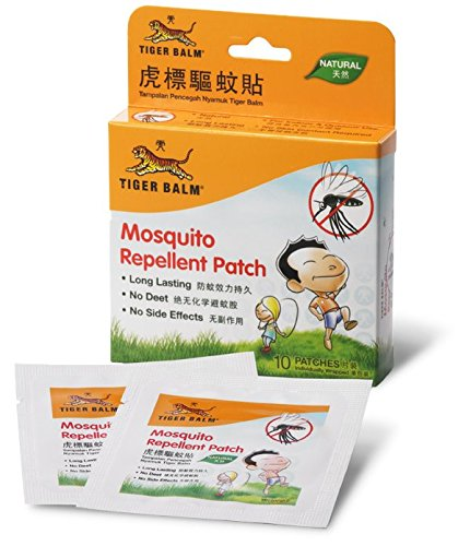 Tiger Balm Mosquito Repellent Patch product image