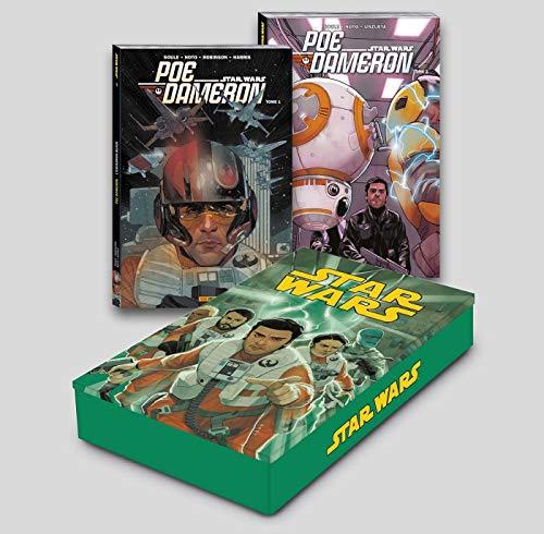 Star Wars : Poe Dameron, Tomes 1 et 2 : L'escadron Black ; Sous les verrous : Coffret en 2 volumes
