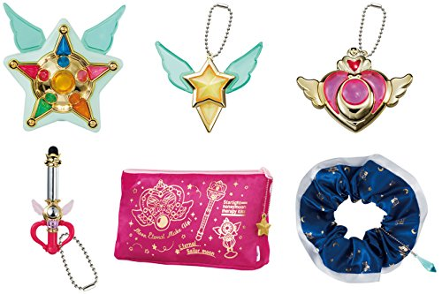 Gashapon Sailor Moon Capsule Goods Deluxe Set Capsule Figure Set