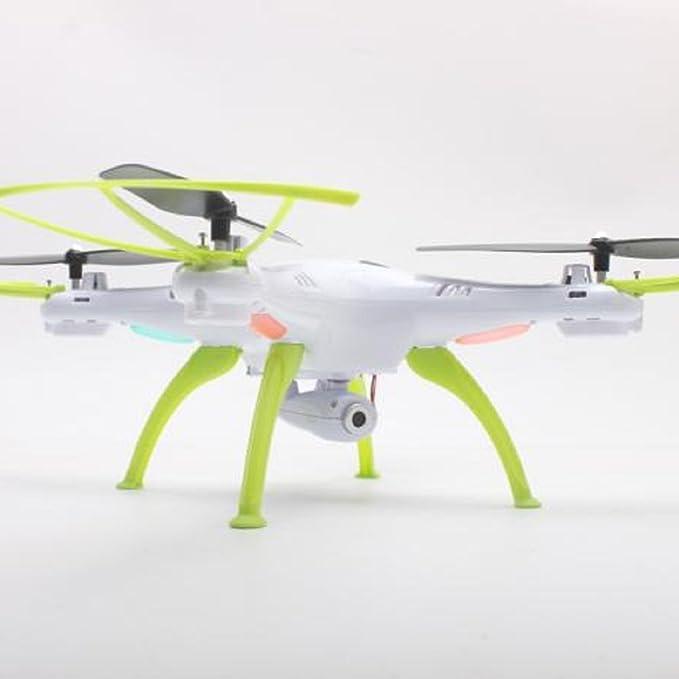 Quadcopter Drone UFO, appoi Syma x5hw-i FPV 2.4 GHz 4 CH RC ...