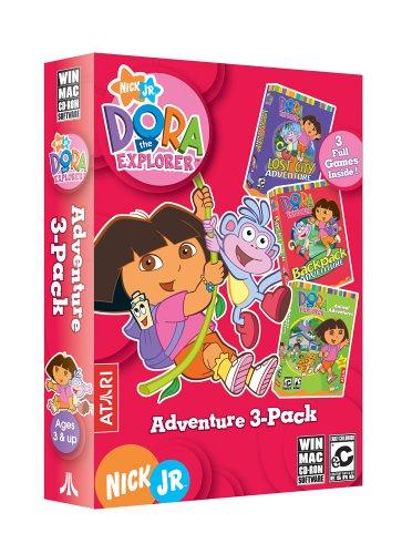 Dora the Explorer Adventure 3 PACK [Old Version] - ()
