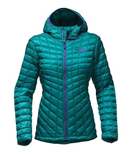 The North Face Women's Thermoball Hoodie - Harbor Blue - S (Past Season) by The North Face