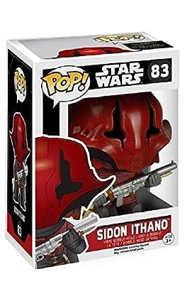 Funko POP Star Wars: Episode 7 - Sidon Ithano Action Figure