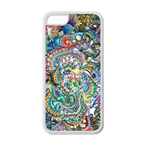 iPhone 5C Phone Case Trippy Art XGB0231177628