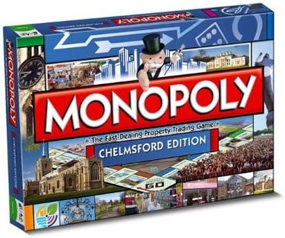 Monopoly - Juego de Tablero, 2 a 6 Jugadores (Winning Moves 19682) (versión en inglés): Amazon.es: Juguetes y juegos