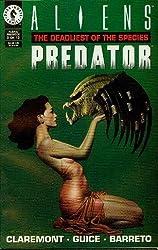 Aliens Predator: The Deadliest of the Species, No. 3