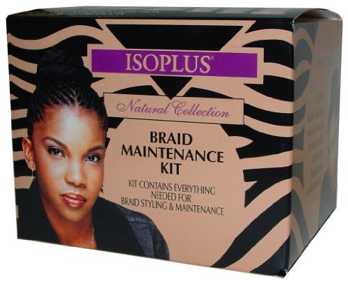 Isoplus Natural Remedy Braid Maintenance Kit