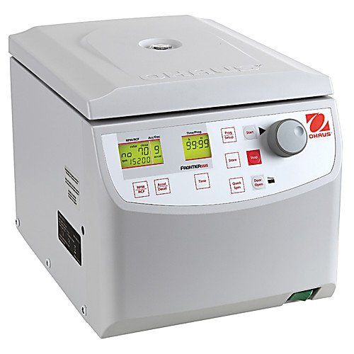 Ohaus 30130866 Model FC5515 Frontier 5000 Series High-Speed Microliter Centrifuge, 230V