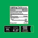 Sunco Lighting 5/6 Inch LED Recessed