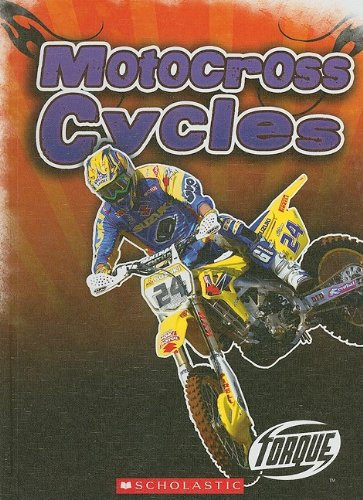 Motorcross Cycles (Torque: Cool Rides) by Childrens Pr (Image #2)