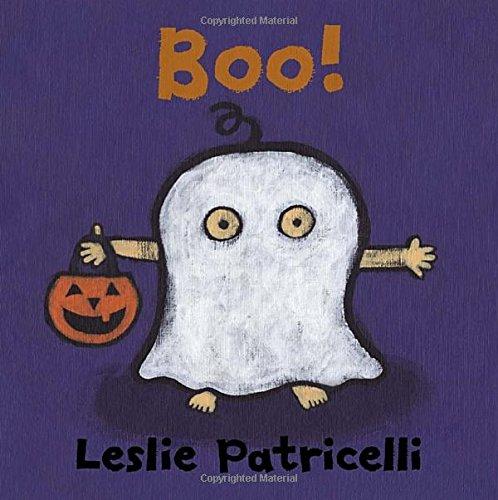 Boo! (Leslie Patricelli board books)