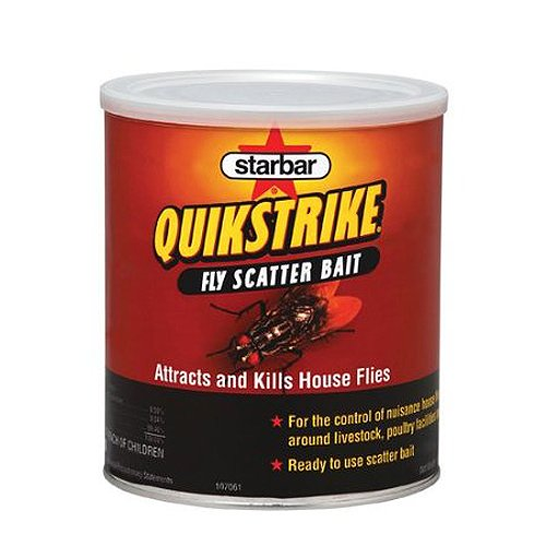 Farnam Home and Garden 3006192 Quikstrike Fly Scatter Bait, 5-Pound