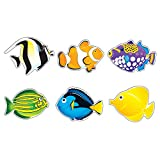 Best Decoration Fishes - ARGUS 6 Designs Fish Friends Classic Accents Variety Review