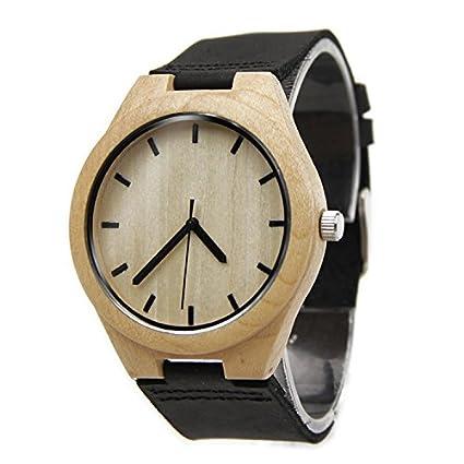 GDS Relojes de la nueva madera / Unisex / ocio y negocio / natural de la madera / bambú / reloj ...