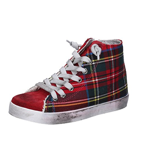 2Star , Mädchen Hohe Sneaker Rot