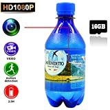 Hidden Camera Letown 16G 1080P Water Bottle Spy Camera With Motion Detection Functionwork Video-Taking For 150 Minutes