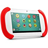 Ematic FunTab 7 HD Quad-Core Kid Safe Tablet with Android 4.2 & Kid Mode, Parental Controls, & Over 50 Apps