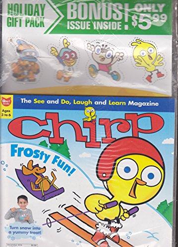 Chirp Magazine December 2014