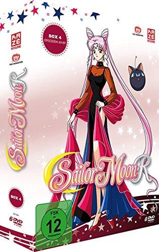 Sailor Moon: R - Staffel 2 - Vol.2 - Box 4 - DVD Alemania: Amazon.es: -, Junichi Sato, Kunihiko Ikuhara, -: Cine y Series TV