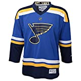 NHL St. Louis Blues Replica Youth Jersey, Blue, Small/Medium
