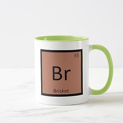 Amazon Zazzle Br Brisket Beef Chemistry Periodic Table Symbol