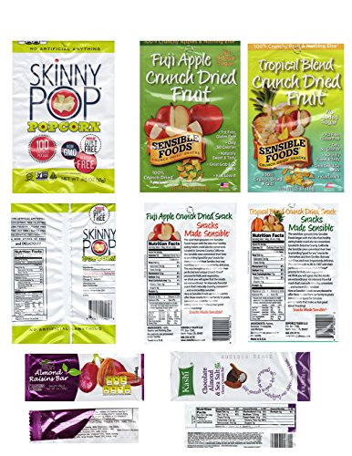 Trail Mix Dried Fruit In A Healthy Variety Snack Care Package (45 Count)