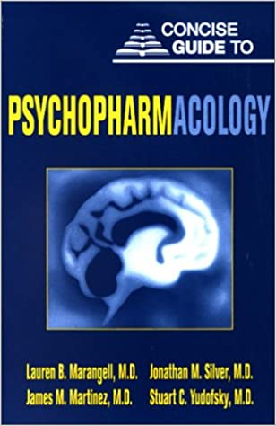 Concise Guide to Psychopharmacology (Concise Guides)