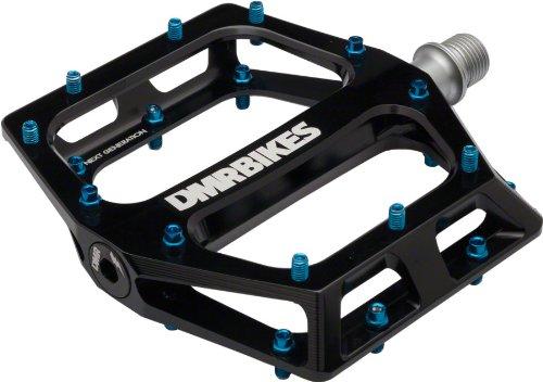 DMR Vault pedals, 9/16'' - anodized black