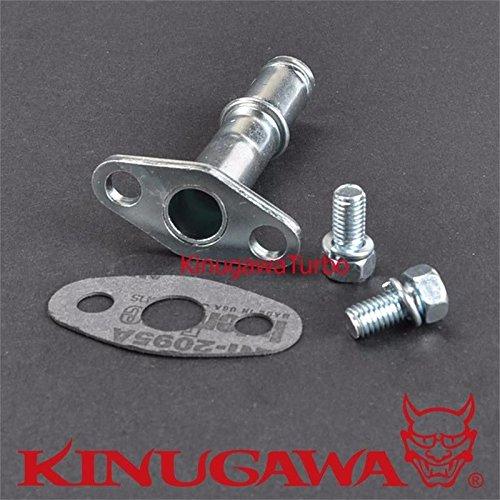 Turbo Oil Drain/Return Pipe Kit Garrett BB GT25 GT28 GT30 GT35 GT3076R GT3582R - Turbo Oil Drain Pipe