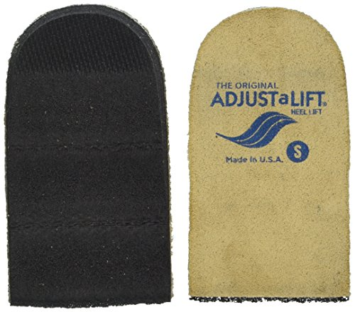 Warwick Enterprises Adjust A Heel Lift, Small (Pack of 2)