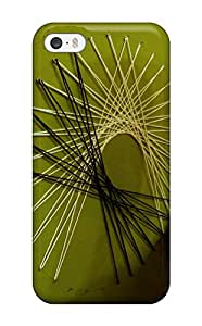 StephanieShaw Iphone 5/5s Well-designed Hard Case Cover String Art Protector