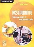 capa de Restaurante. Administração E Operacionalização