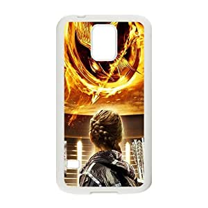 WFUNNY hunger games catching fire New Cellphone Case for Samsung S5