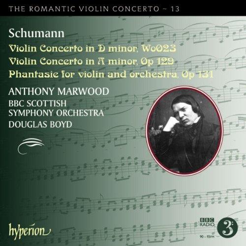 Schumann: Violin Concertos / Phantastic