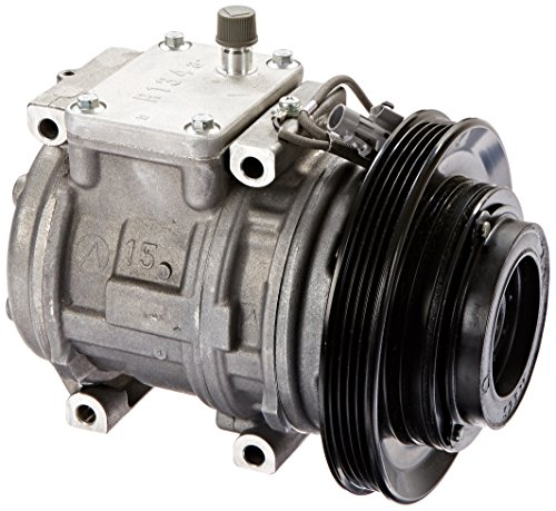 - Denso 471-1169 New Compressor with Clutch