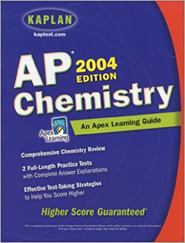 Ap chemistry 2004 edition an apex learning guide kaplan ap ap chemistry 2004 edition an apex learning guide kaplan ap chemistry an apex learning guide fandeluxe Images