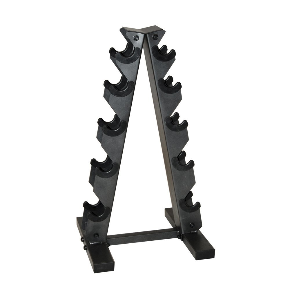 CAP Barbell A-Frame Dumbbell Weight Rack Limited Edition