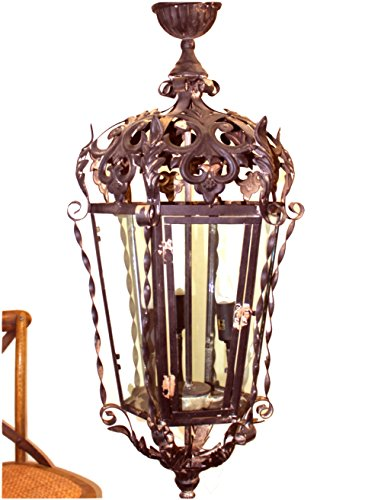 Antique Gothic Pendant Light in US - 8