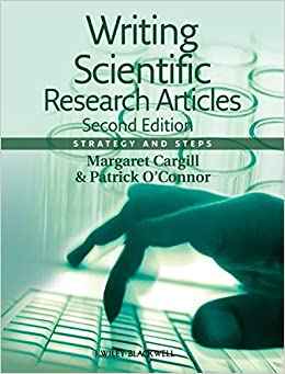 Book Writing Scientific Research Articles: Strategy and Steps