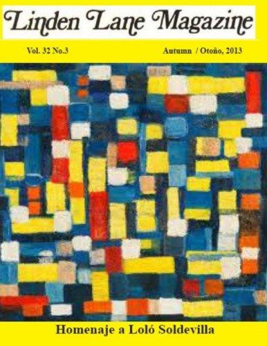 Linden Lane Magazine  Vol 32 # 3, Autumn 2013 (Spanish Edition)