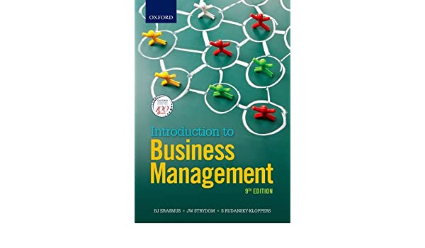 Introduction to business management s rudansky kloppers b introduction to business management s rudansky kloppers b erasmus j strydom ja badenhorst weiss t brevis landsberg mc cant lp kruger r machado fandeluxe Gallery