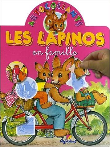 Livres gratuits Lapinos en famille pdf, epub ebook