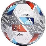 adidas MLS Training Soccer Ball Top:White/Iron