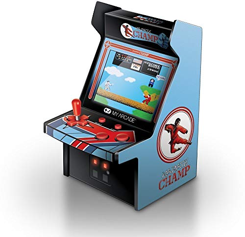 dreamGEAR My Arcade Karate Champ Micro Player 6 Collectable Arcade