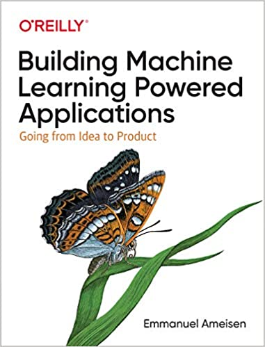 Building Machine Learning powered applications book