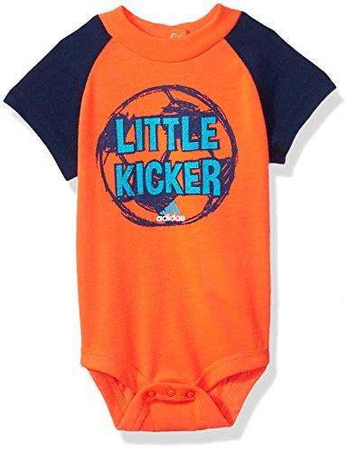 adidas Baby Boys Body Shirt and Short Set