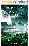 ZeQuest: A Space Opera Mystery Novella (The Quest Saga Book 2)